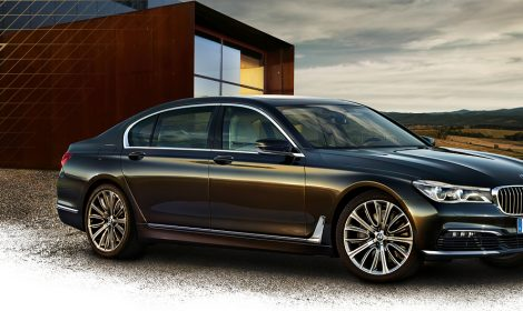 BMW 7 Series 2016: The First Rumors