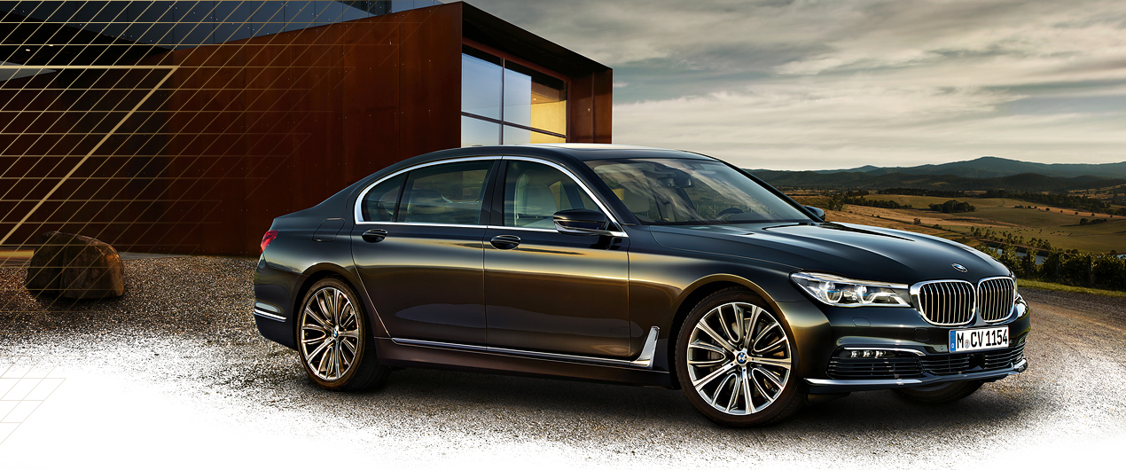 BMW 7 Series 2016 The First Rumors
