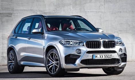 The new BMW X5 M and X6 M mount the V8 4.4 with 575 hp